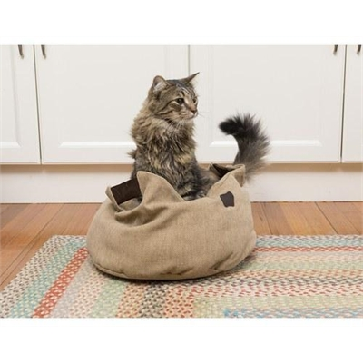 All For Paws Wild & Nature Cat Comfy Bed