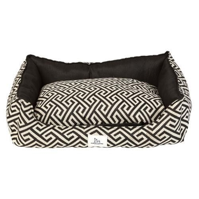 Harper & Hound Geometric Rectangular Bed