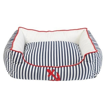 Harper & Hound Sofa Bed – Blue & White Nautical