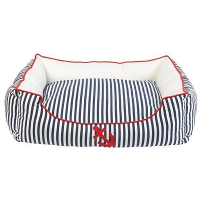 Harper & Hound Sofa Bed - Blue & White Nautical